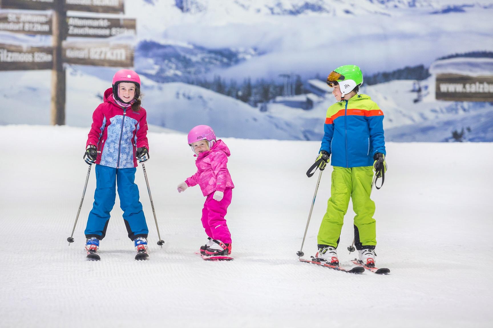Ausflug Skihalle Neuss mit DriveNow Carsharing