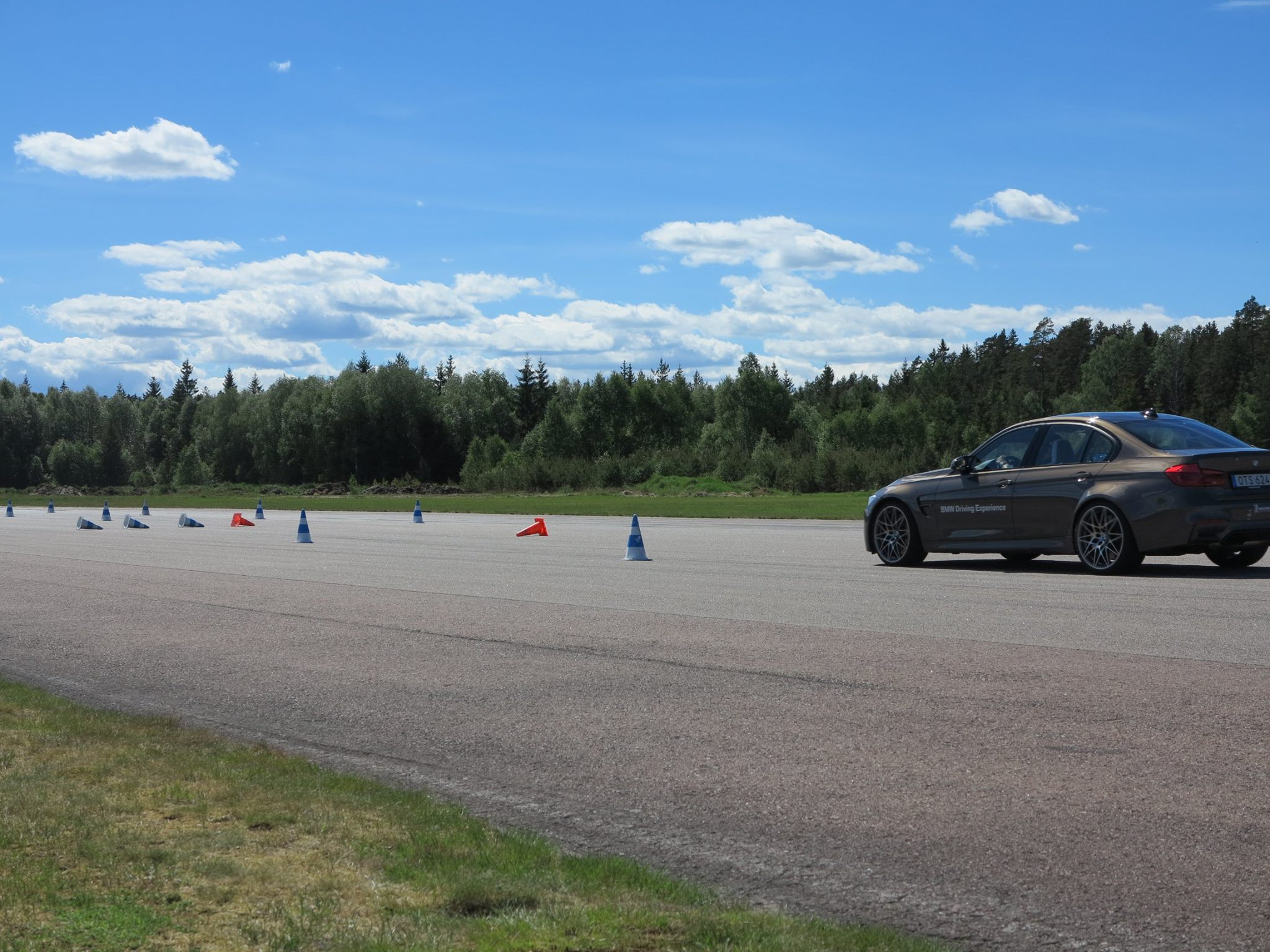 BMW Driving Experience Competition DriveNow Mantorp