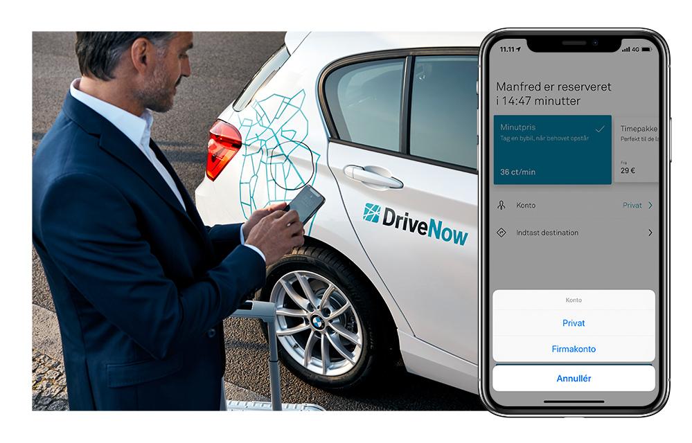 drivenow travel business