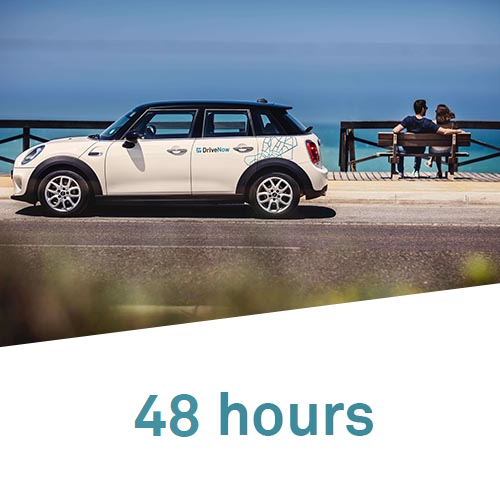 DriveNow Finland Packages 48 hours