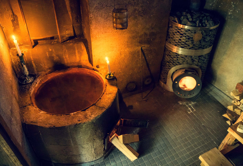 Kaurilan sauna kuva Yiping Feng ja Ling Ouyang, MyHelsinki