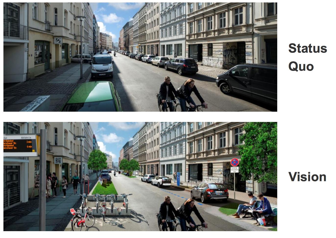 Kaupunkeja suunnitellaan ihmisten ehdoilla.