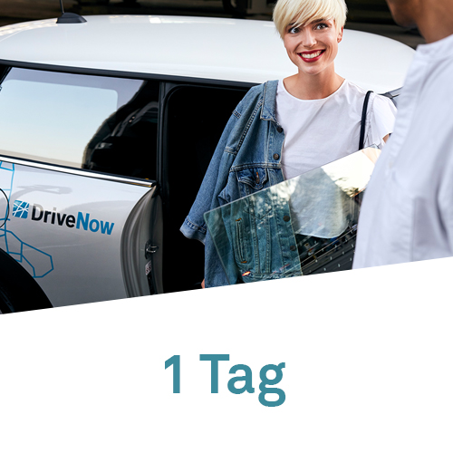 1 Day Package DriveNow