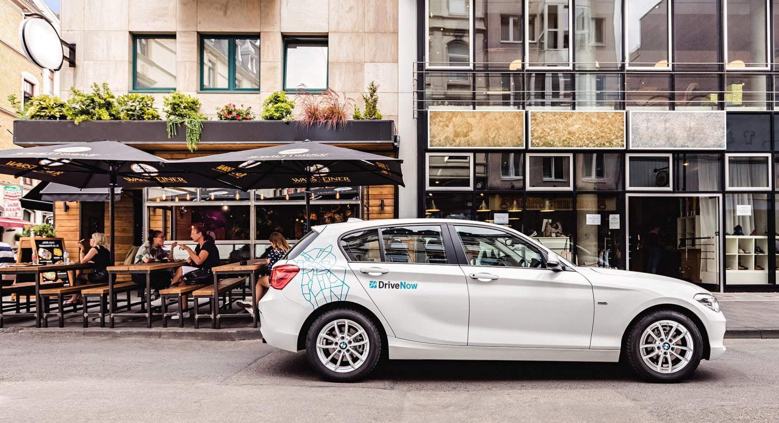 DriveNow_Carsharing_Köln_BMW_Parken_Elektroautos_Kurzstrecke_Car2Go_Langstrecke_Finanztip