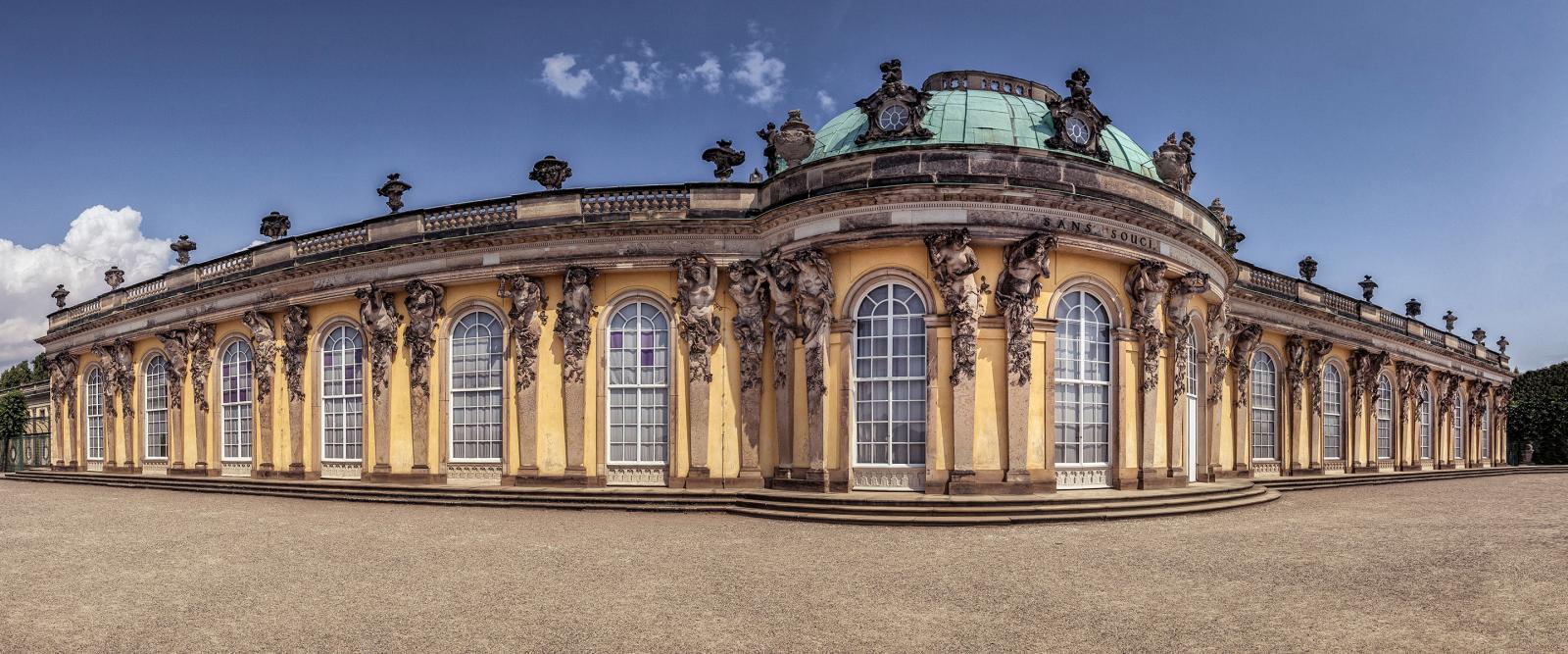 Potsdam Ausflug von Berlin - Kinder Ausfluge