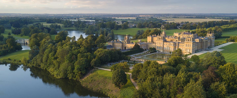 Blenheim Palace offer 1440x600