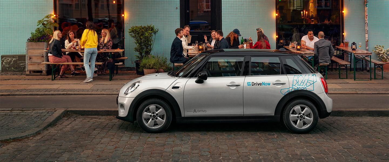 How Does Drivenow Car Sharing Work Drivenow Copenhagen