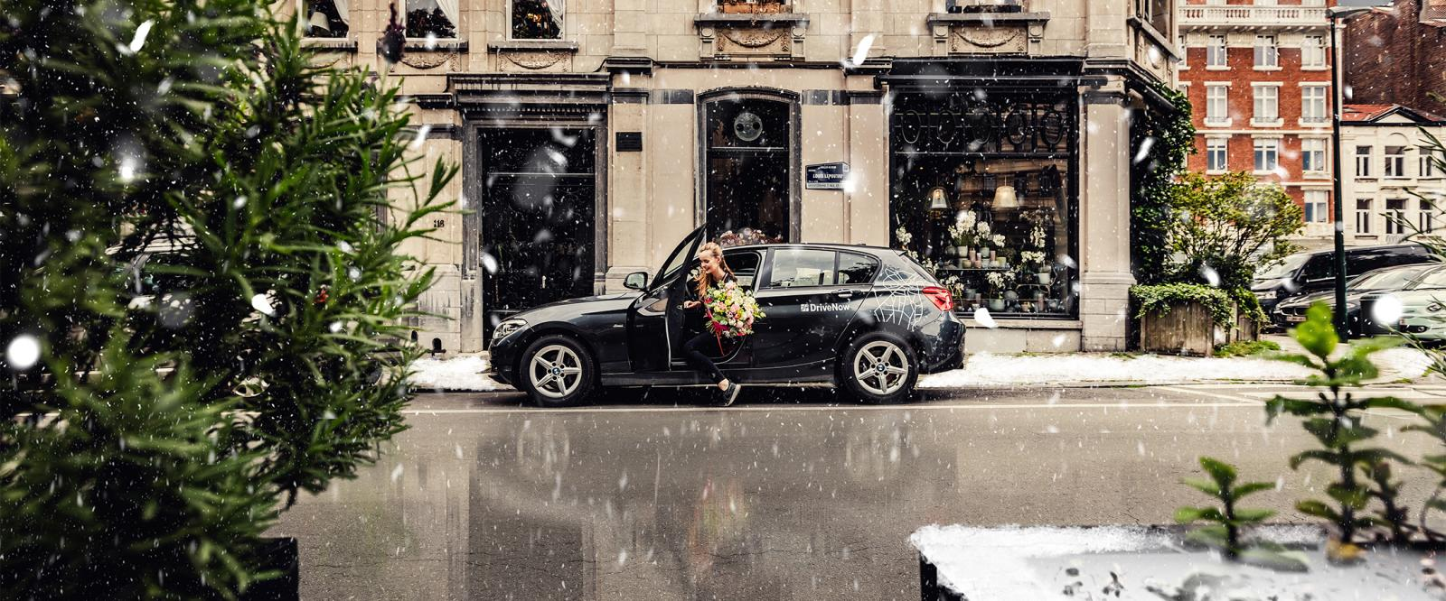 drivenow_brussels_bmw_1series_shopping_snow