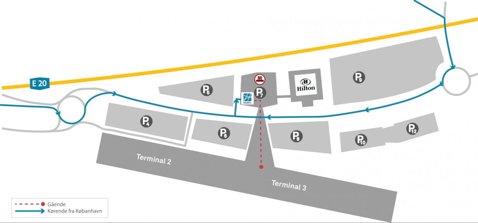Carsharing_DriveNow_Copenhagen_Airport