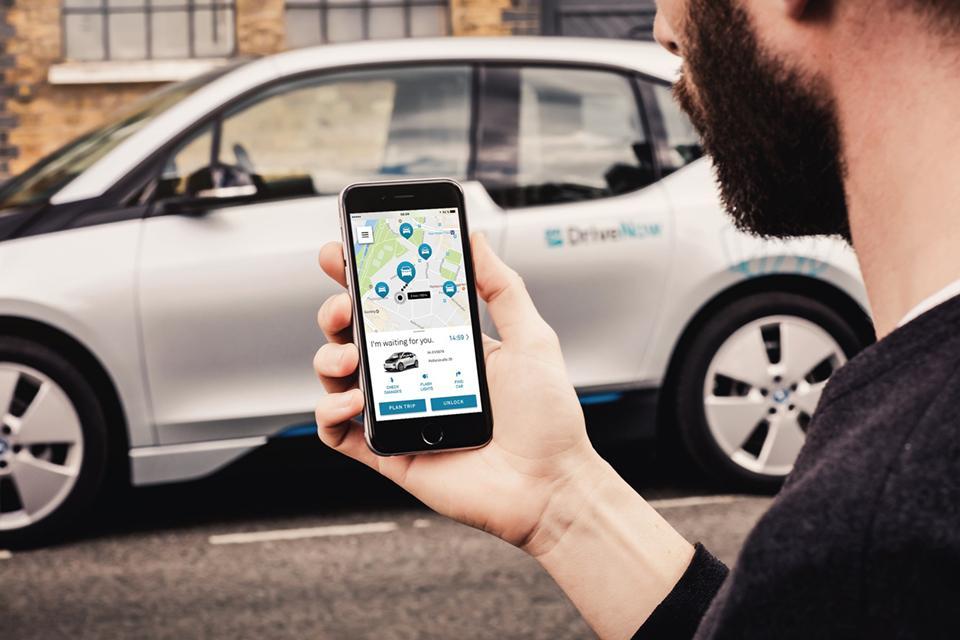 DriveNow_BMW_i3_App forminskad