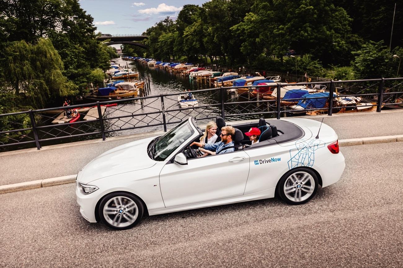 DriveNow_Stockholm_BMW_convertible