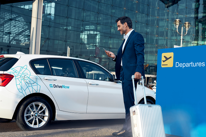 Airport_BMW 1 series_Business