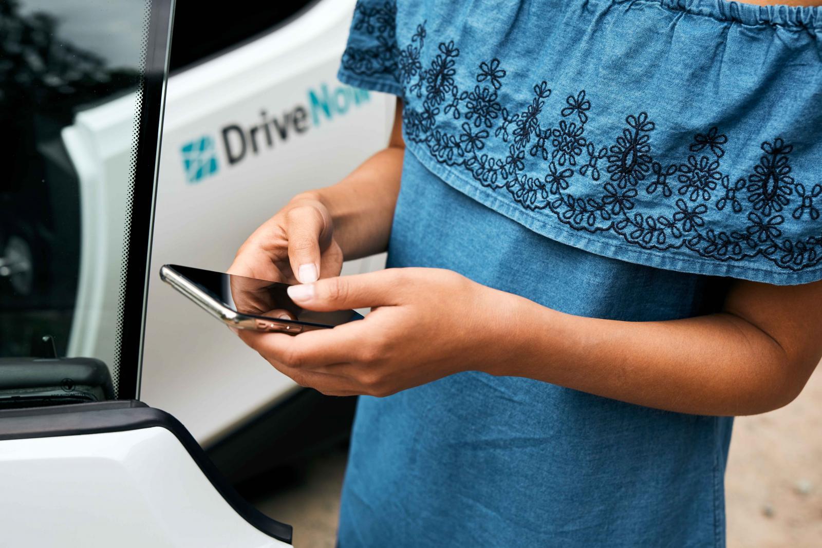 DriveNow_BMW_i3_App