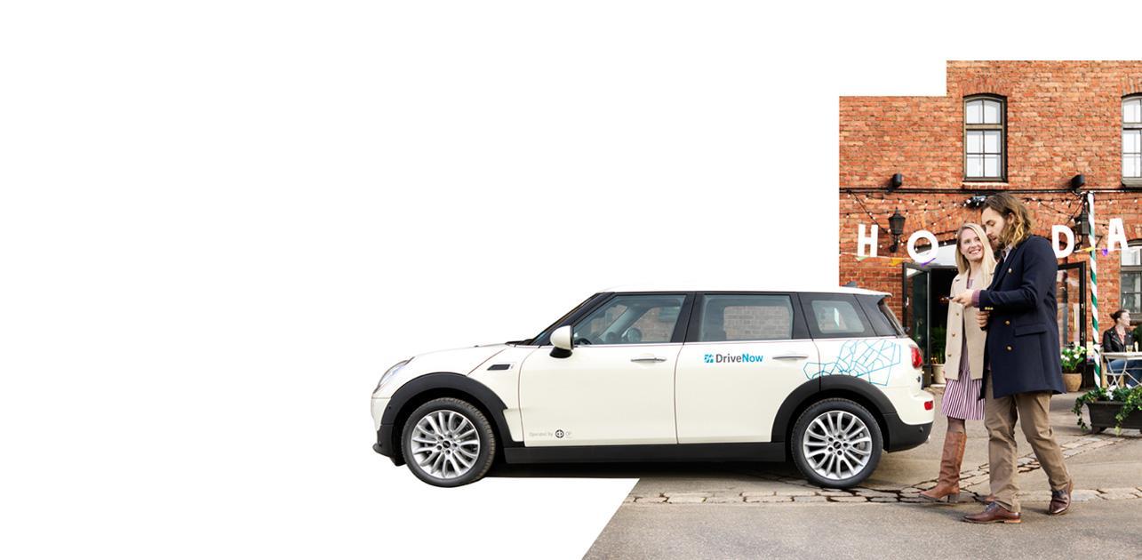 Rent A Mini Clubman In Helsinki Drivenow Car Sharing