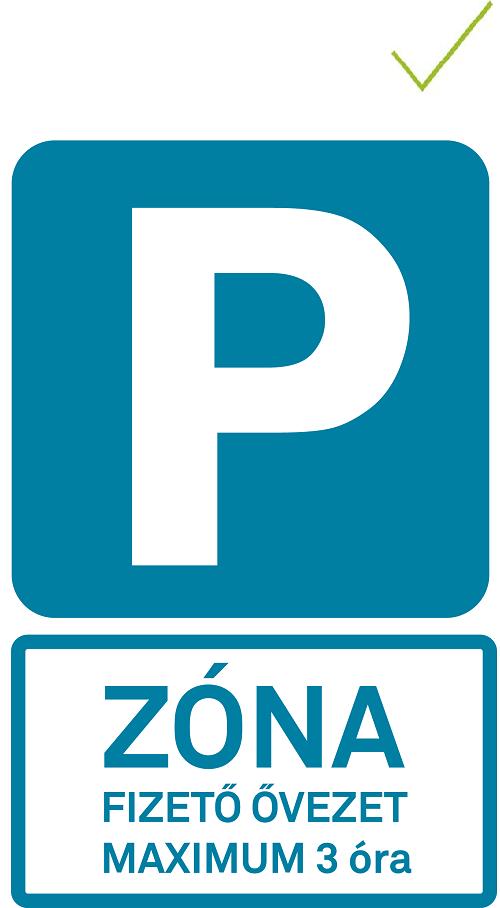 Parking-sign-HU-zona